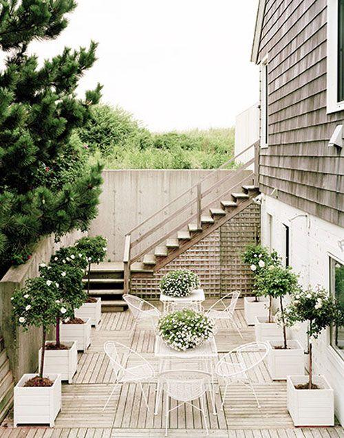 thestylefiles14 Garden Color Inspiration:  White