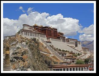 Potala Palast - Lhasa