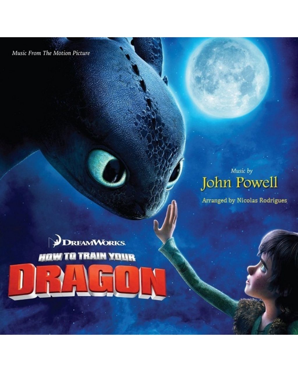 How To Train Your Dragon Sheet Music Book By Nicolas Rodrigues Via  Slideshare