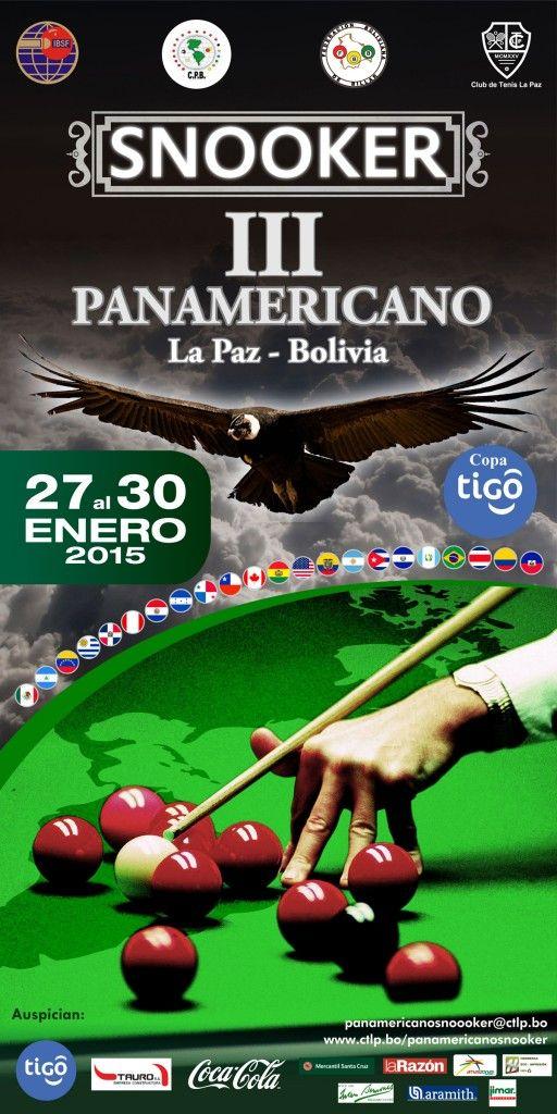 PanAmerican Snooker Championships Snooker championship