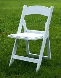 sillas para eventos plegables