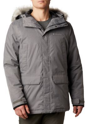 Columbia Men's Penns Creek™ Ii Parka Jacket City Grey