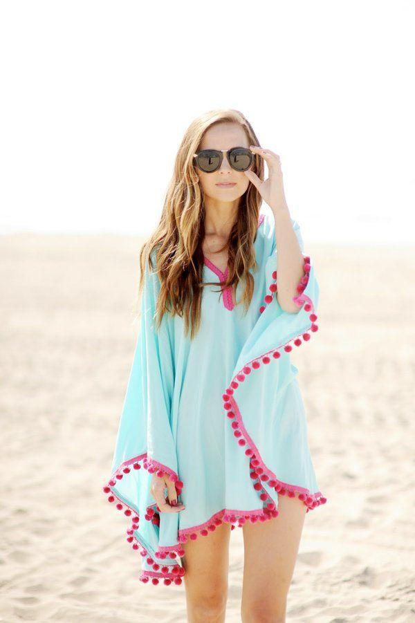 17701cd52e3d7 DIY   poncho de plage