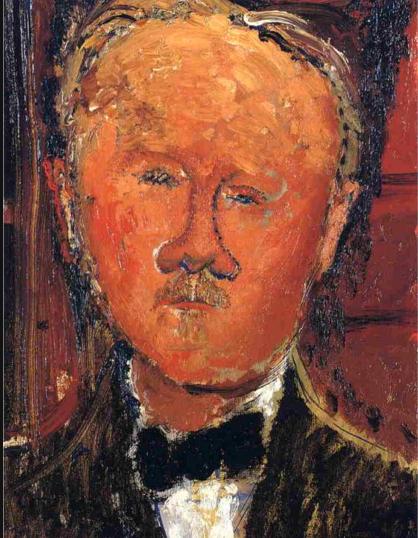 Amedeo Modigliani Chéron 1919