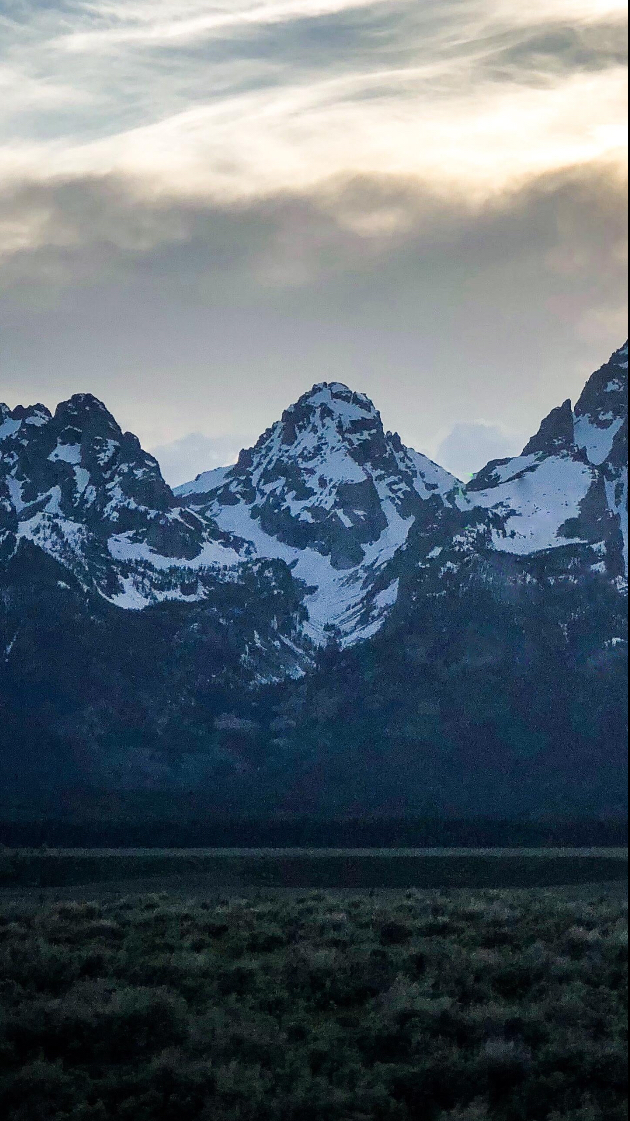 "mountains kanye west ""ye"" album cover wallpaper iPhone"