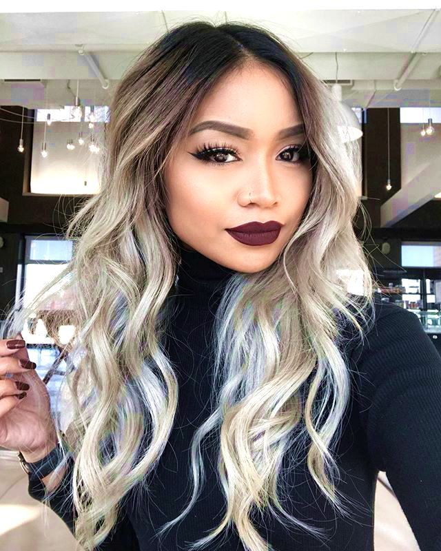 17 Great Ash Balayage Hair Shades You Can Try In 2018 Hair N