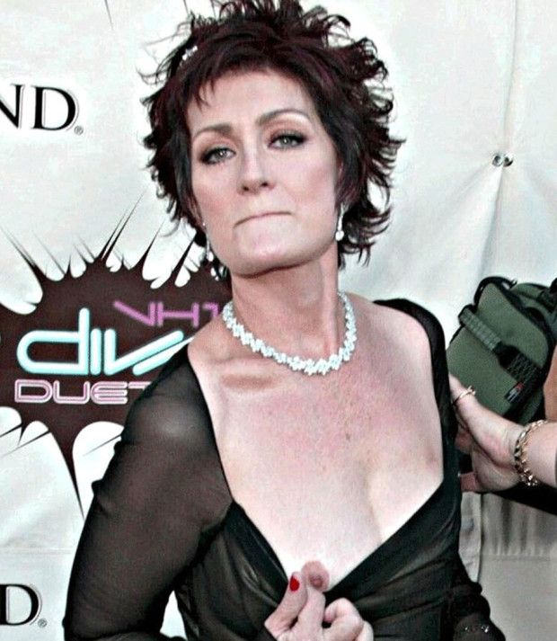 Really sharon osbourne tits galleries