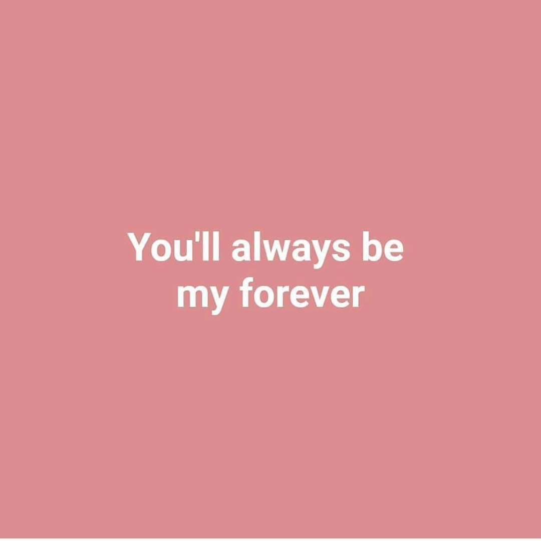 Always And Forever Quotes