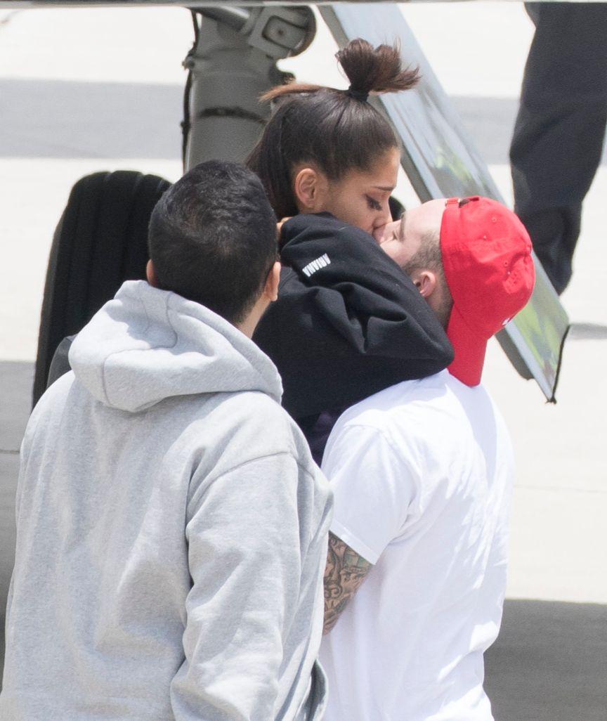 Ariana Grande | Nach Terroranschlag zurück in den USA - Leute - Bild.de