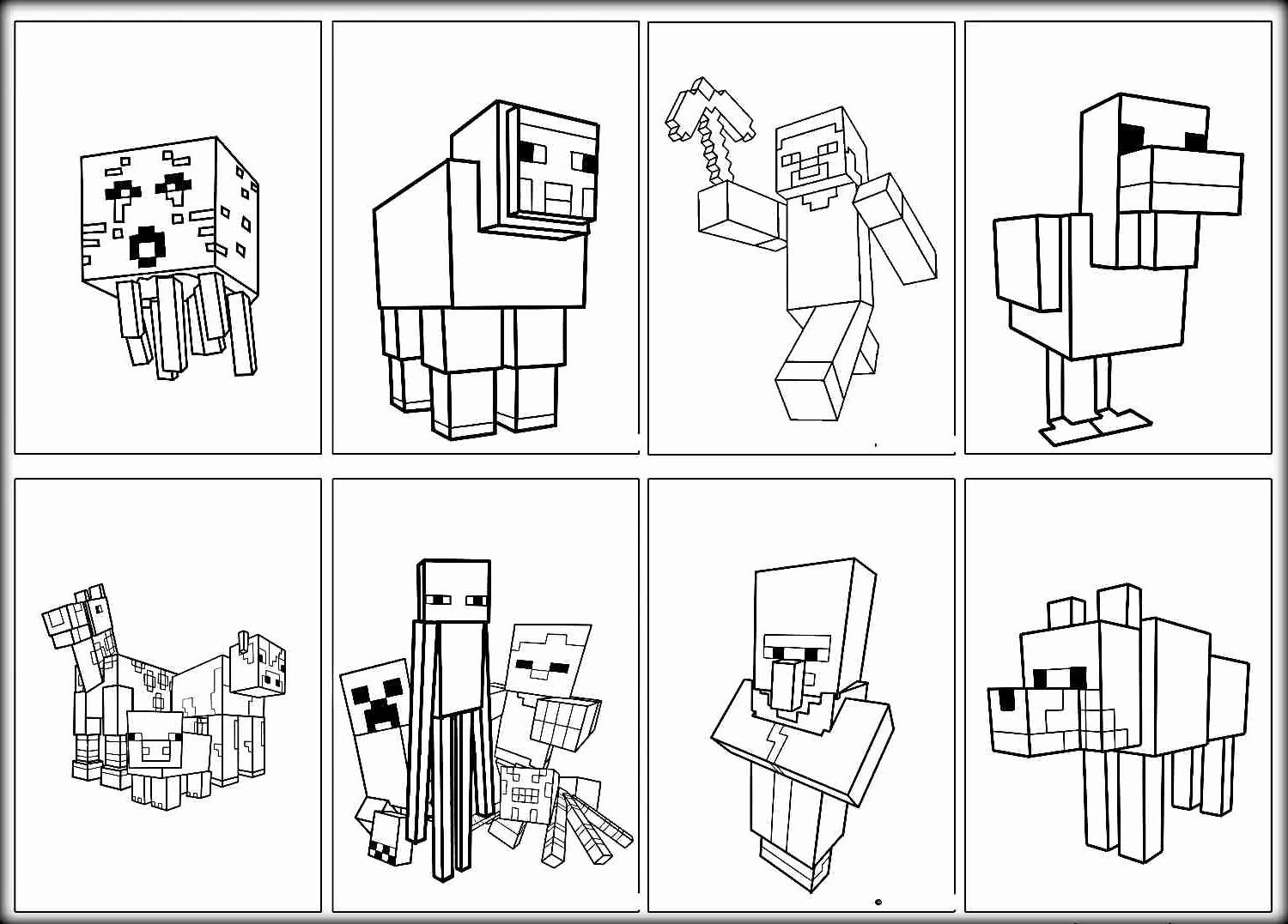 Anatomy How to Drawing Book Awesome Coloring Book Creeper ...