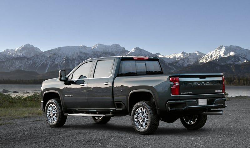 2020 Chevrolet Silverado Hd Series For Truck Campers Chevrolet Silverado Silverado Hd Chevy Silverado Hd