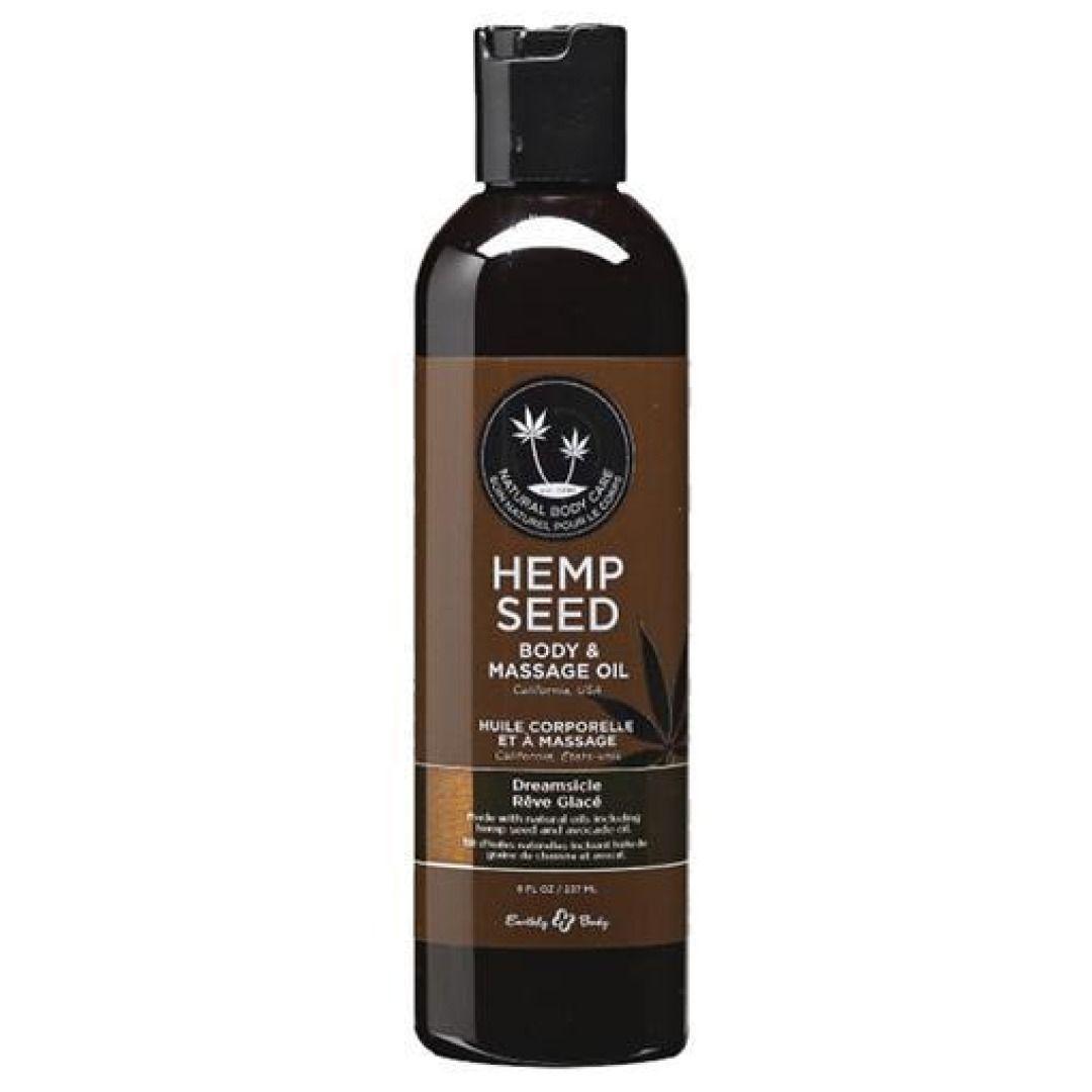 EB Massage And Body Oil Dreamsicle 8oz. | Body oil