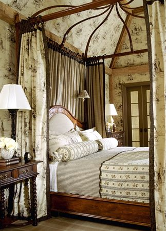 Wondrous English Country Cottage Style Master Bedroom Interior Design Interior Design Ideas Apansoteloinfo