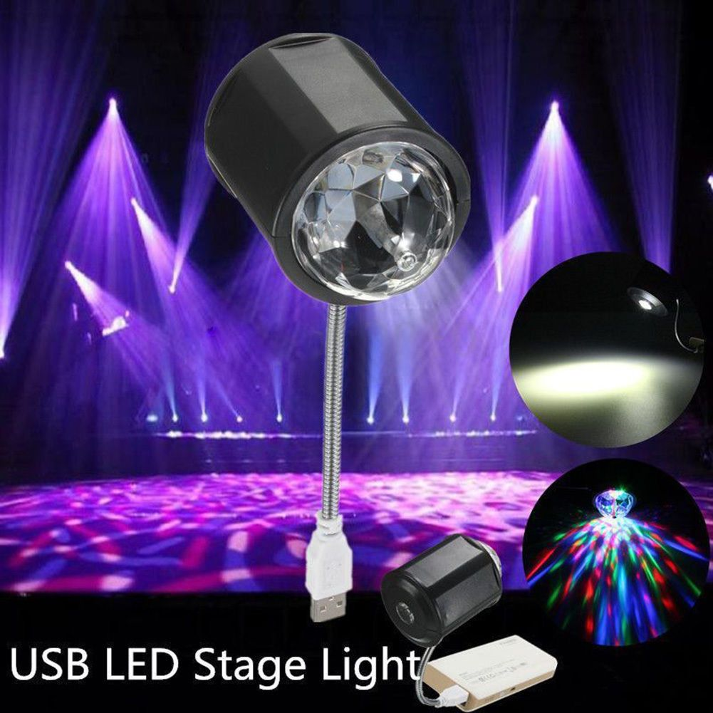 New at Lazaara the LED Colorful USB Stage Light for only  7,44 €  you safe  54%.  4W Colorful LED Crystal Rotating RGB USB Stage Light  https://www.lazaara.com/en/technology-accessories/13998-led-colorful-usb-stage-light.html  #Lazaara #Amazing #Shopping #AmazingShopping #LazaaraAmazingShopping