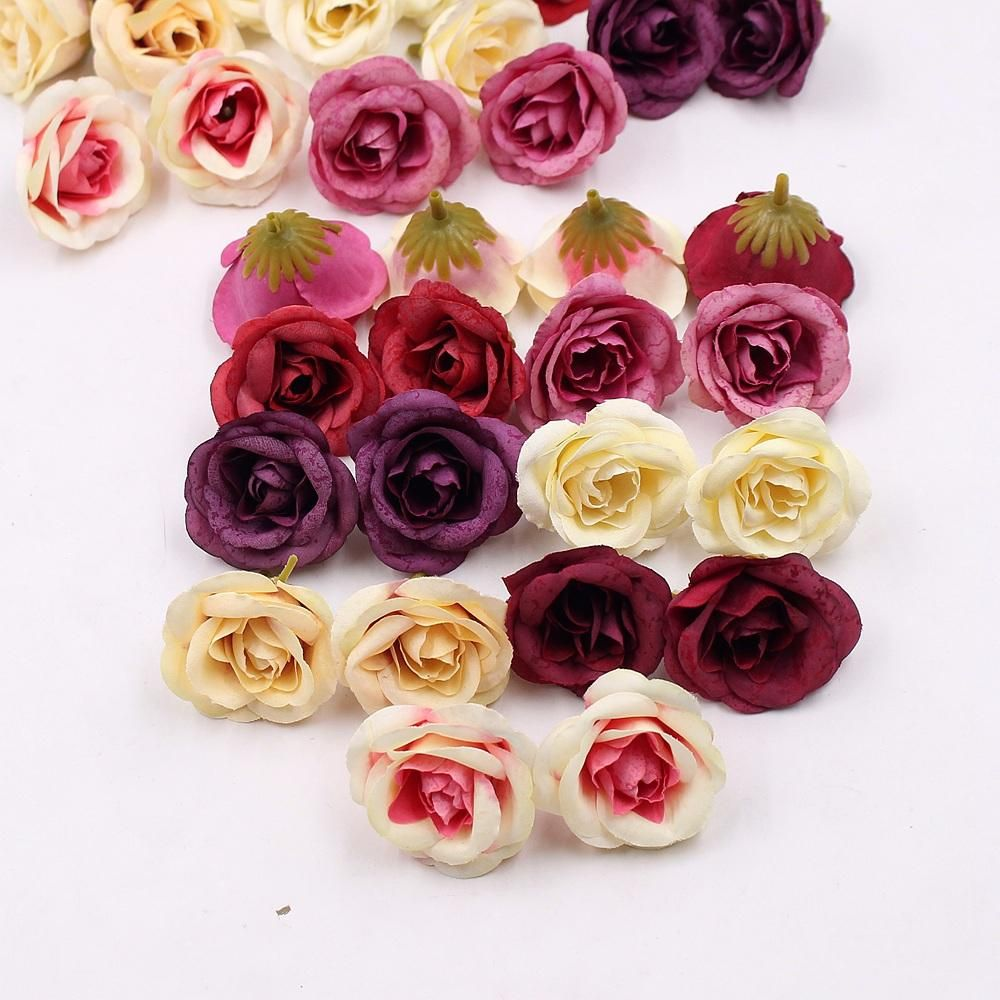 Dried Artificial Flowers Simulation Autumn Rose Artificial Flower Fake Peony Wedding Party Decoration Uk Home Furniture Diy Breadcrumbs Ie