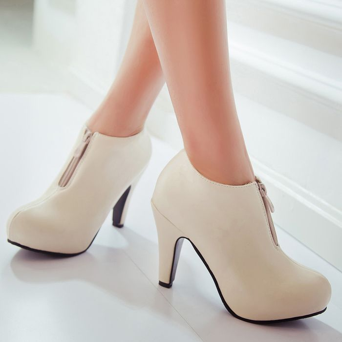 Free shipping new fashion sexy jordan high heels 10cm ankle boot star party  dress women shoes