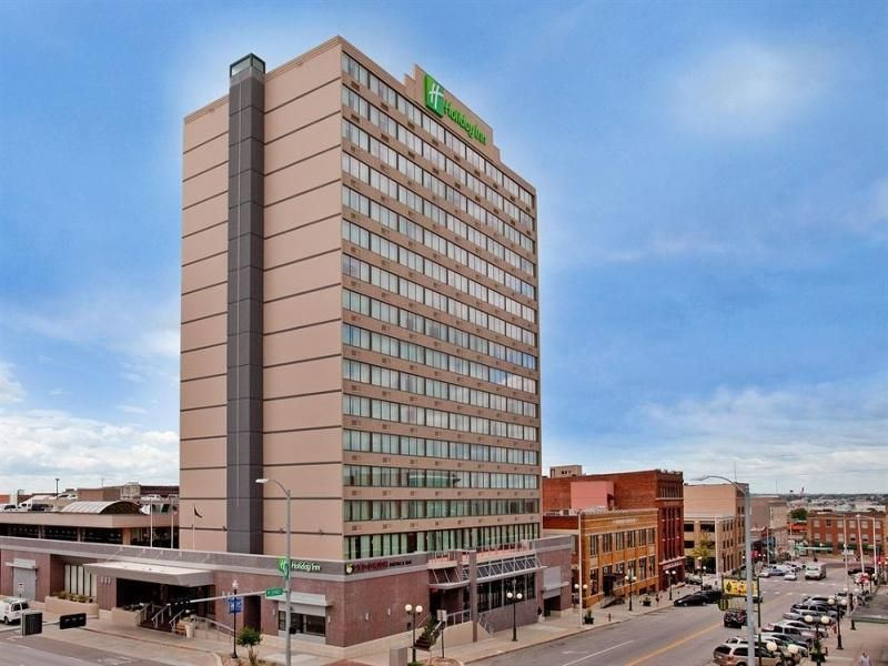 Lincoln Ne Holiday Inn Lincoln Downtown United States North