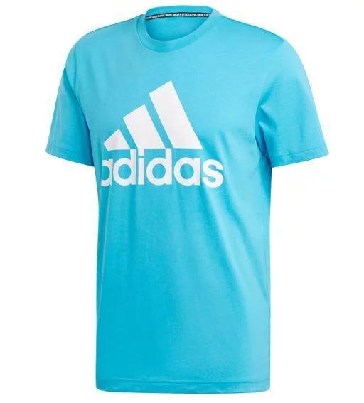 Sin personal Practicar senderismo grande  Camiseta Adidas Must Haves Badge Of Sport Azul Blanca en 2020 (con  imágenes) | Camisetas, Camiseta hombre, Adidas camisetas