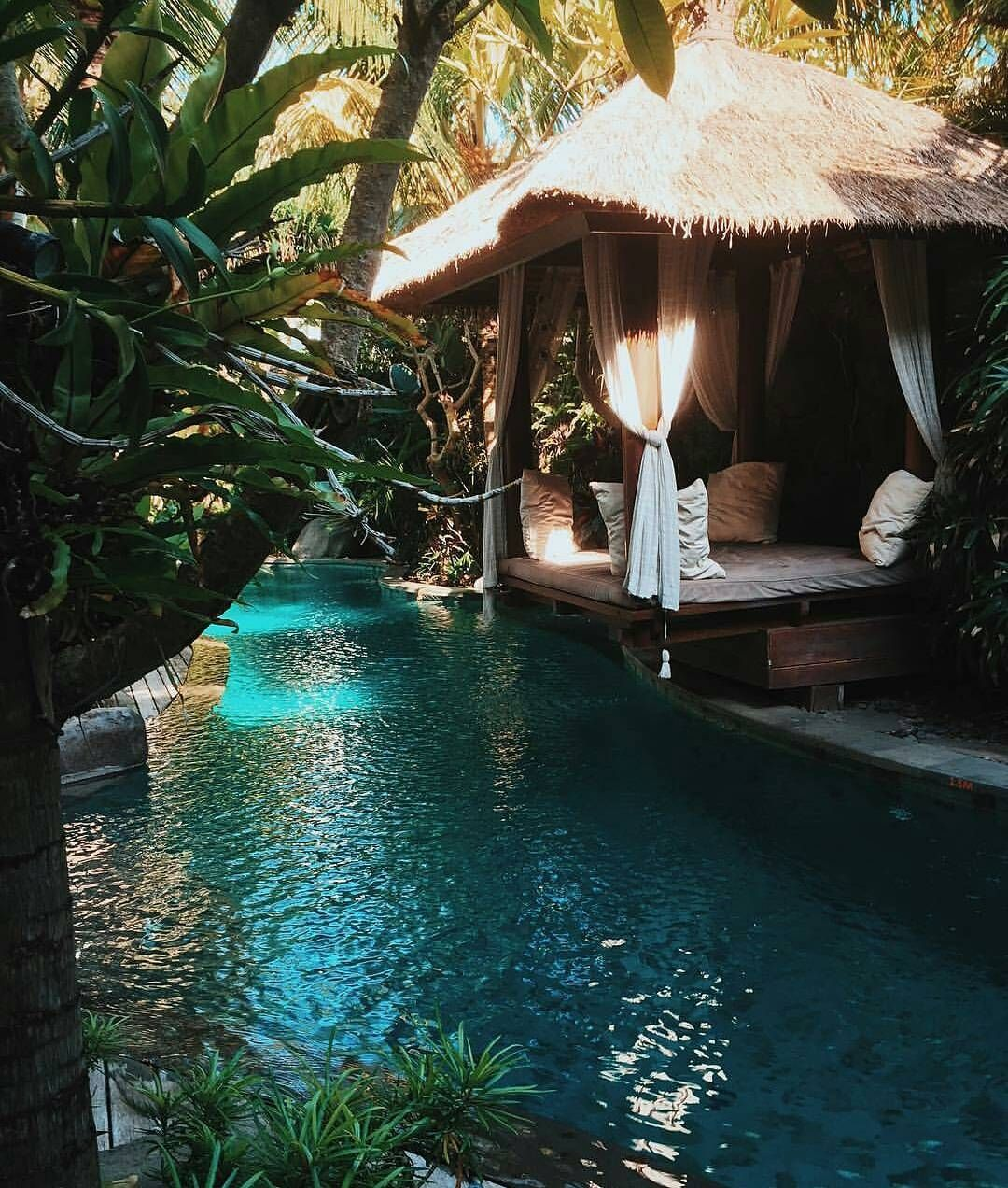 Our Projects Bali Landscape Company Lagoon Pool Pool Life Pool Landscaping