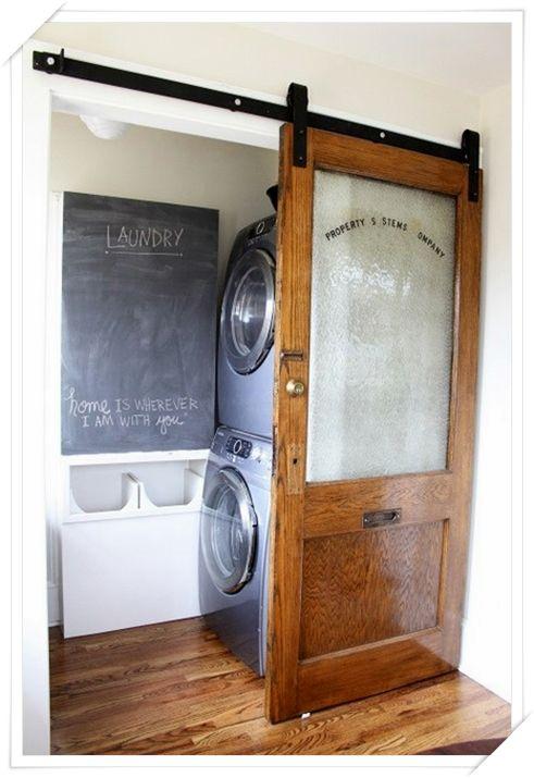 Arredare e organizzare la lavanderia in modo originale for Arredare un seminterrato