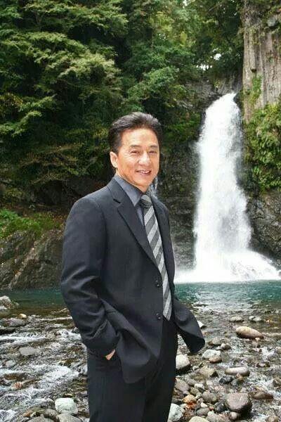 Waterfalls Jackie Chan Jennifer Aniston Style Kung Fu