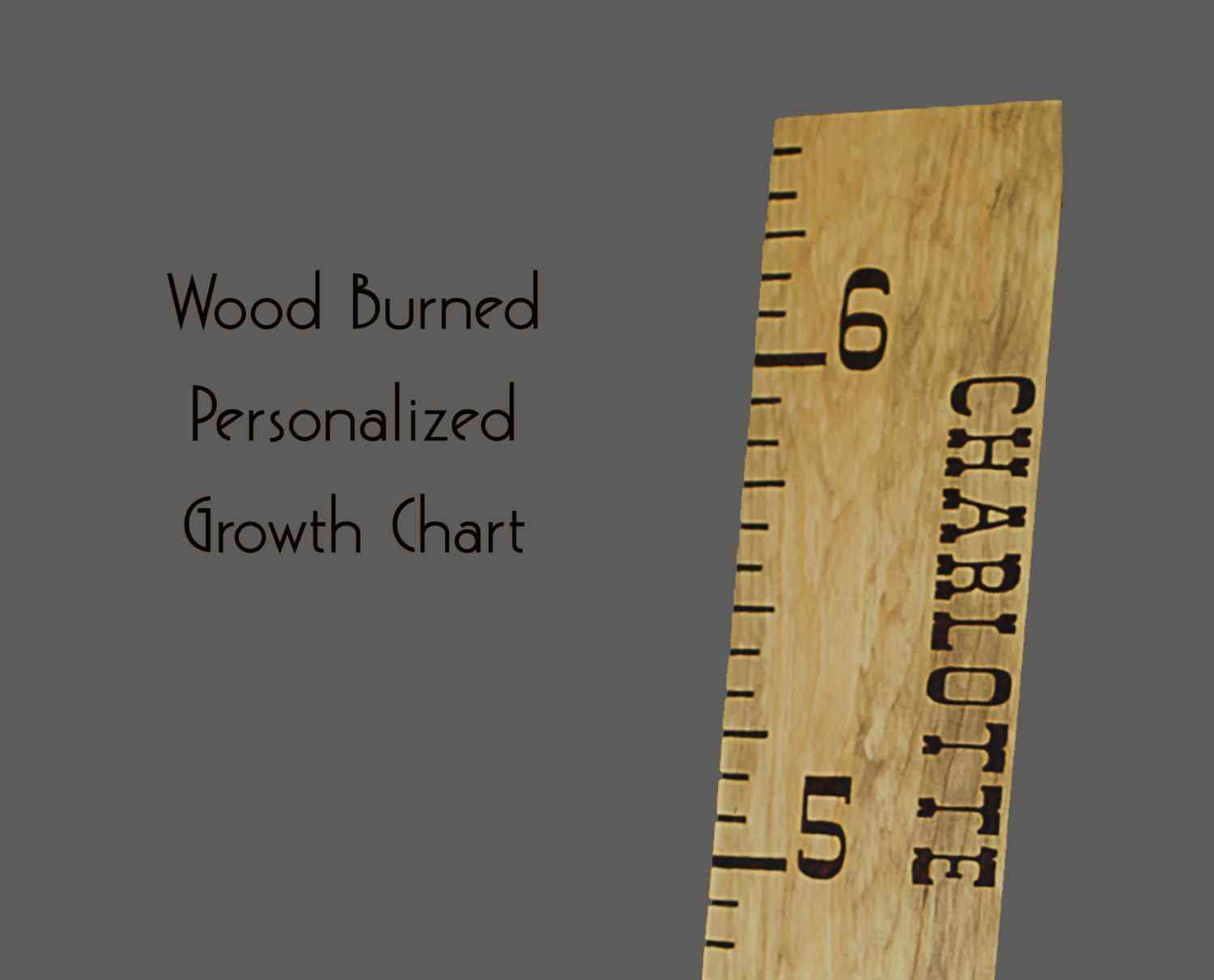 Wooden growth chart personalized wood growth chart engraved wood burned growth chart wooden growth chart personalized ruler child growth ruler nvjuhfo Choice Image