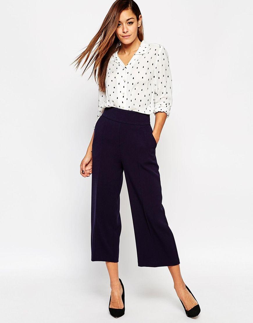 immagini ufficiali a disposizione ineguagliabile Pantaloni palazzo: corti o lunghi, come indossarli | Impulse ...