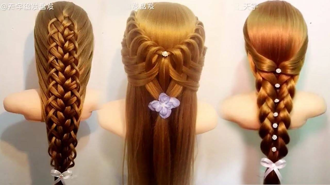 Best Long Hair Ke Liye Hair Style Long Hair Styles Hair Styles Hair Tutorial
