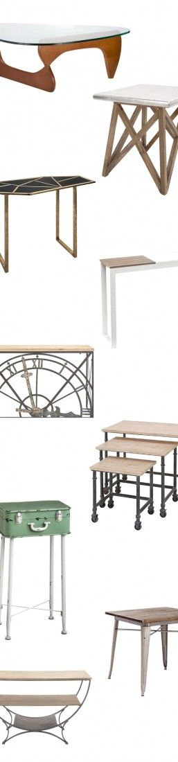 Accent Tables, Coffee Tables & Dining Tables | Up to 70% Off at dotandbo.com