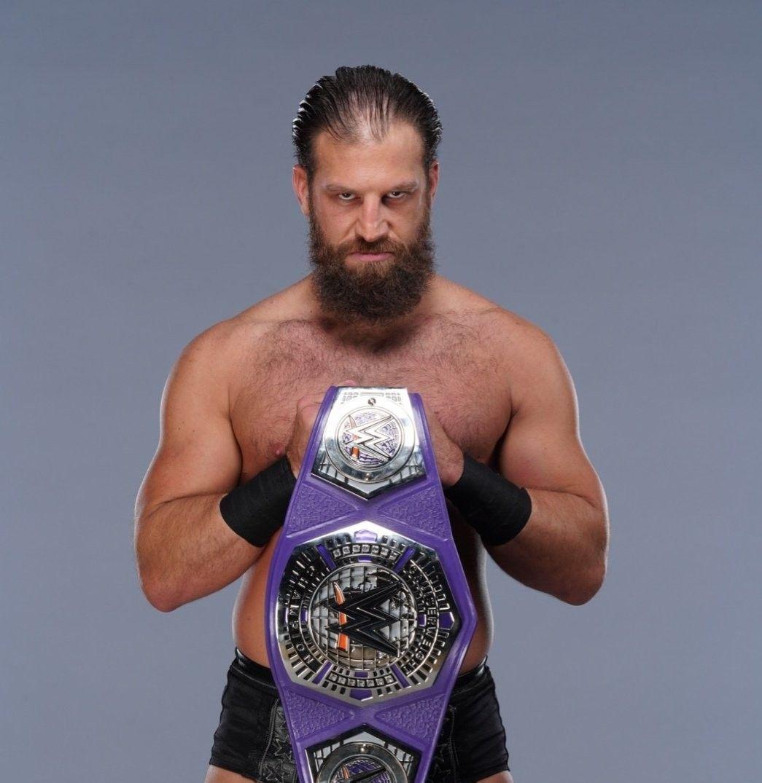 T.J. Perkins vs. Brian Kendrick --- Cruiserweight Title