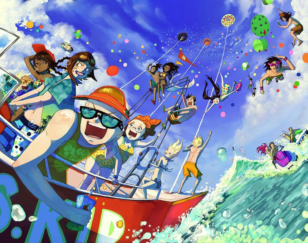 Free codename kids next door pictures and wallpapers cartoon network - Kids Next Door By E Hima On Deviantart