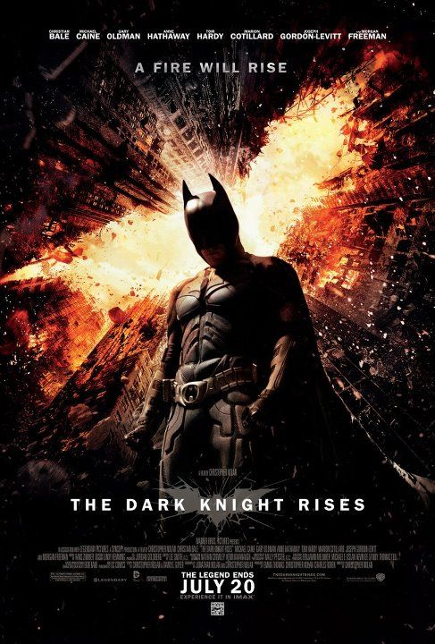 A Fire Will Rise - The Dark Knight Rises - Batman