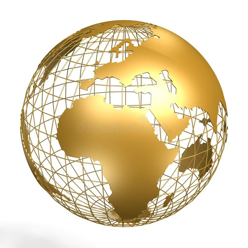 Globe Golden Globe Of Africa And Europe On Frame Affiliate Globe Golden Globe Frame Europe Ad Semprong