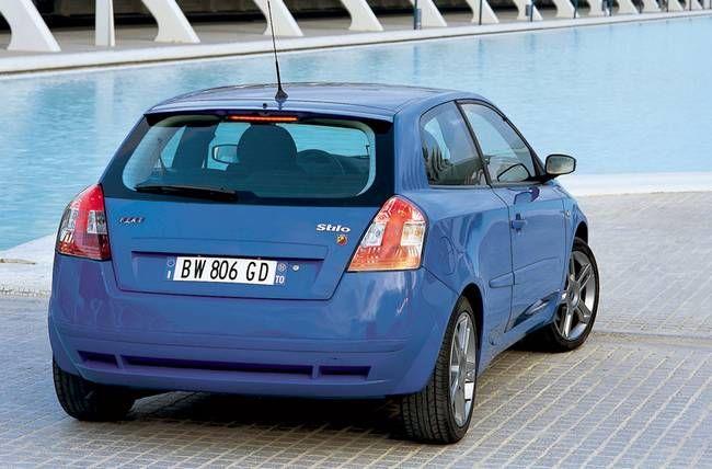 Fiat Stilo Abarth 2002 Cars Abarth Pinterest Fiat Fiat Cars