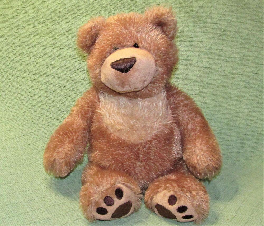 16 Gund Slumbers Teddy Bear Plush Soft Stuffed Animal Tan 320709 Lovey Toy Gund Soft Stuffed Animals Bear Plush Teddy Bear [ 856 x 1000 Pixel ]