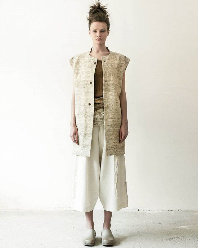 #uctuha lookbook s/s 17 collection -  www.uctuha.com < full collection and campaign  #uctuha #atelieructuha #collection #natural #raw #silk #handcraft #artisan #slowfashion #concept #timelessatelieructuha