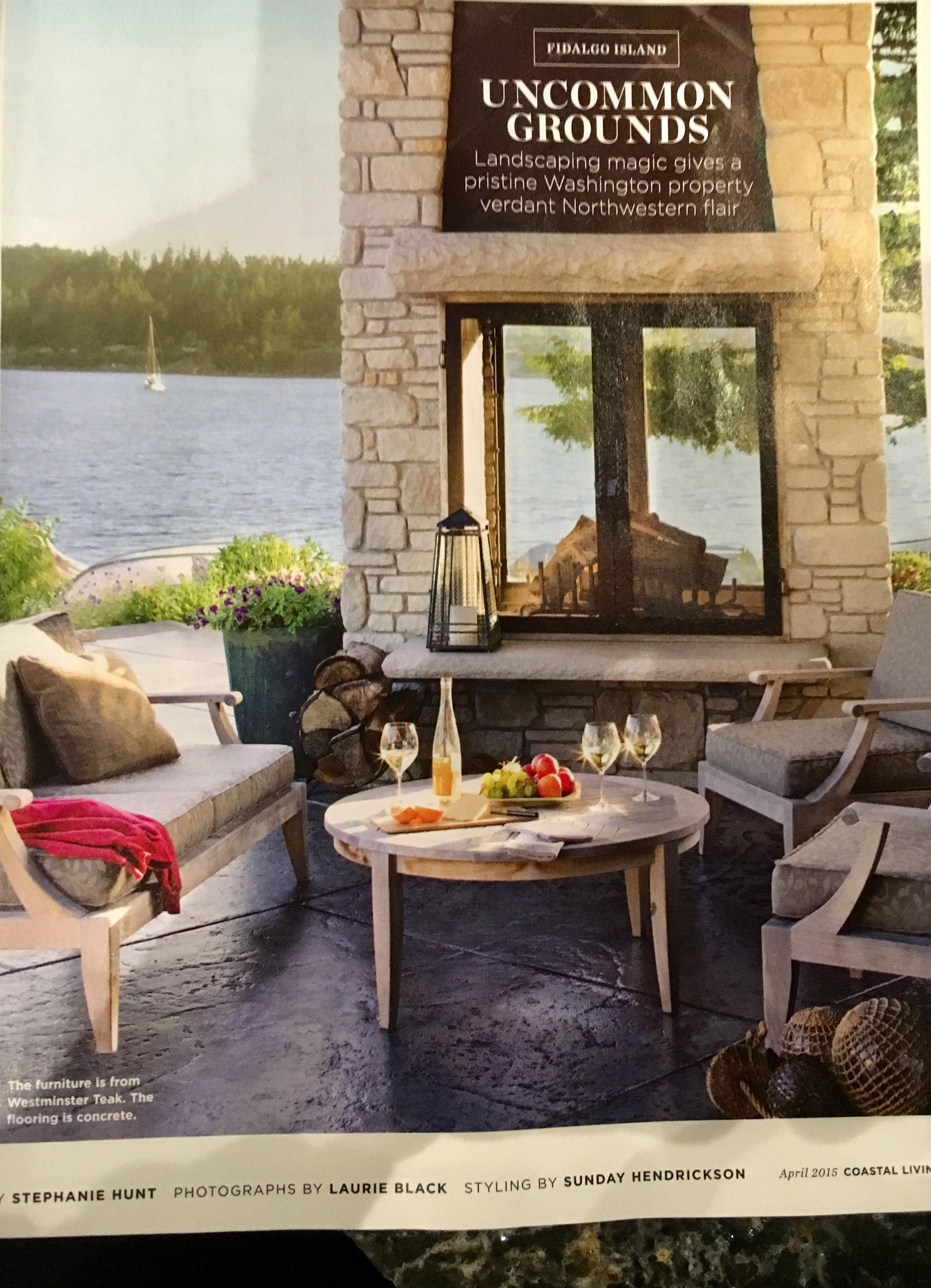 two sided stone fireplace screened porch sun room pinterest