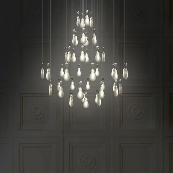 sylvie mar chal suspension louis xv web magazine lights and interiors. Black Bedroom Furniture Sets. Home Design Ideas