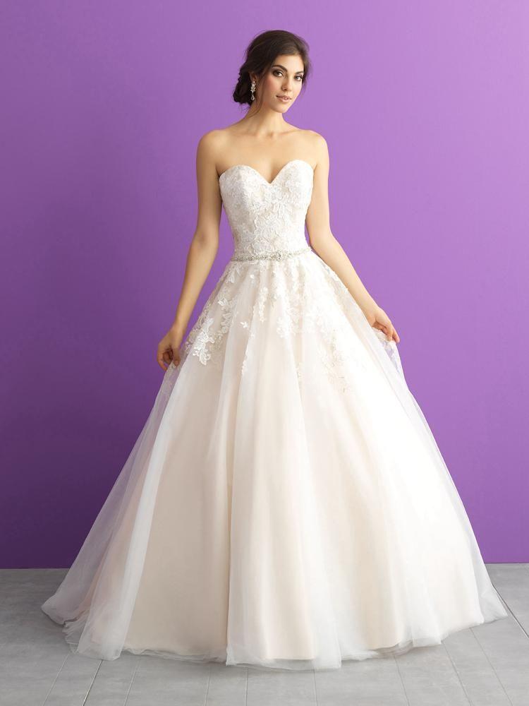 Allure Romance Bridal Gown Style - 3001   Fashion Women   Pinterest ...