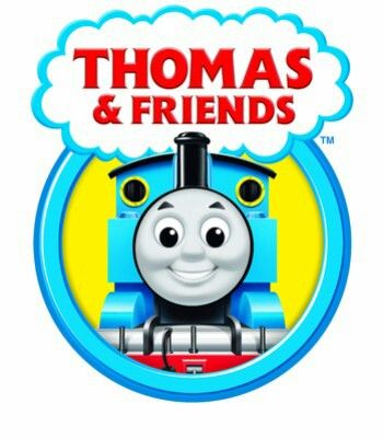 Thomas And Friends Logo Train Birthday Party Trains