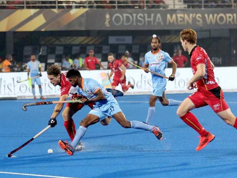 Hockey World Cup 2018 India Toil To A Draw Vs Belgium In Nail Biting Clash Hockey World Cup Hockey World Hockey News