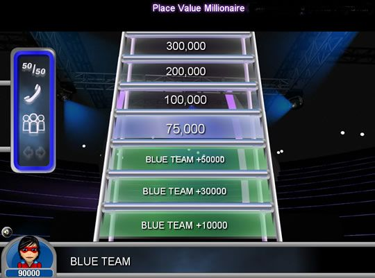 place value millionaire game with decimals Teaching Math - decimal place value chart