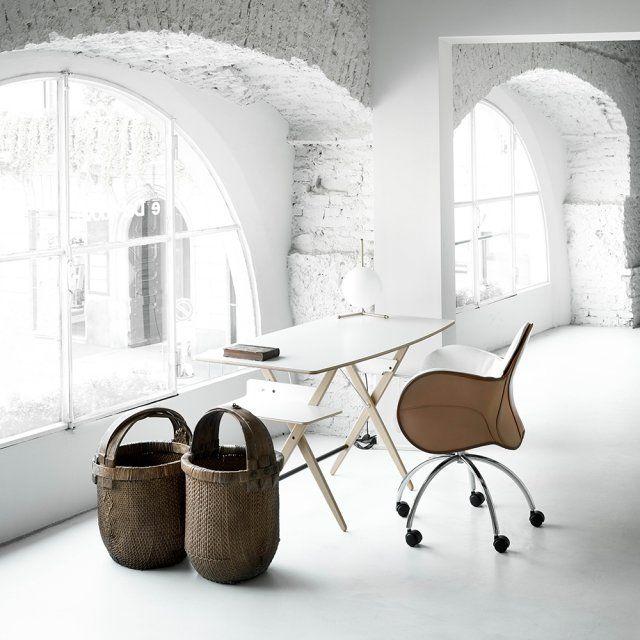 bureau d couvrez les plus beaux mod les de la rentr e design pur purer et poss der. Black Bedroom Furniture Sets. Home Design Ideas