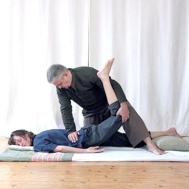 Höflich, sicher, effektiv - Thai Massage Ausbildung Berlin