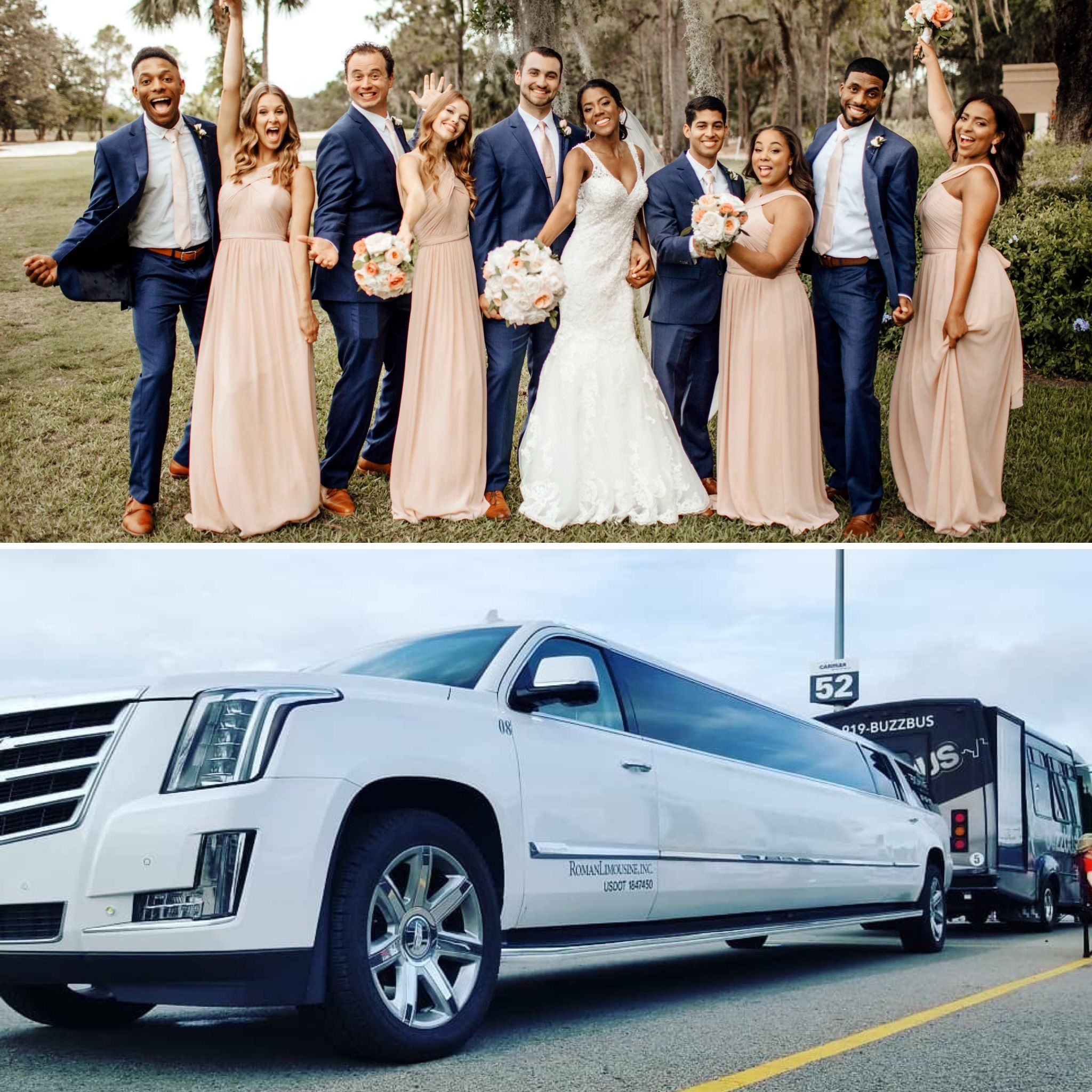 The Perfect Wedding Must Be A Dream Come True Choose The Best Wedding Vendors In The Industry And Leave No Room For Err Wedding Limo Limousine Wedding Boston