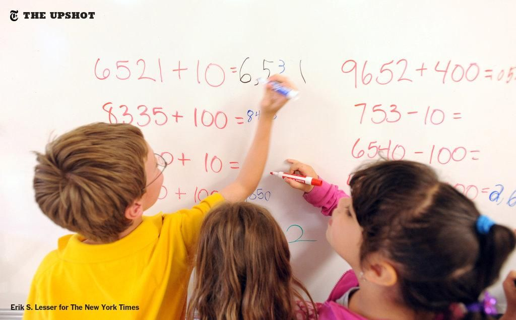 How elementary school teachers' biases discourage girls from math and science http://nyti.ms/1FgdGdq
