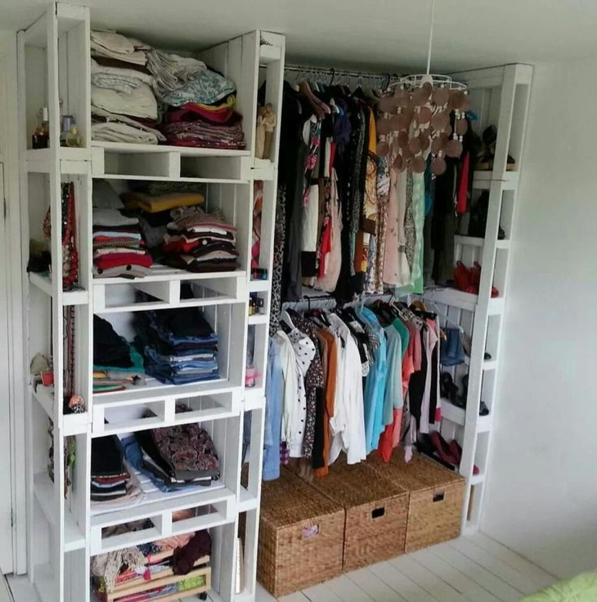 Stunning Inside Closet Dressers Bedroom Storage Ideas For Clothes