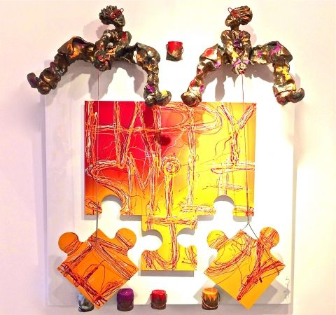 Bernard Saint-Maxent - Puzzle Life