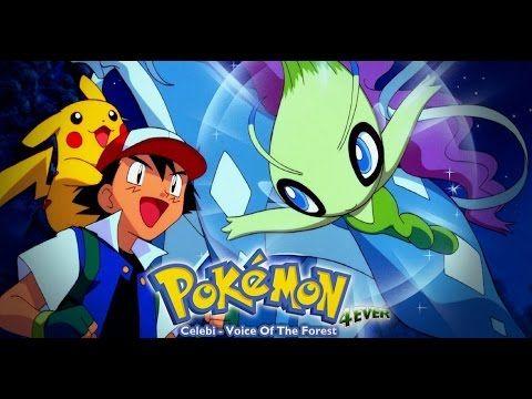 Pokemon Movie Pokemon 4ever Celebi Voice Of The Forest Full