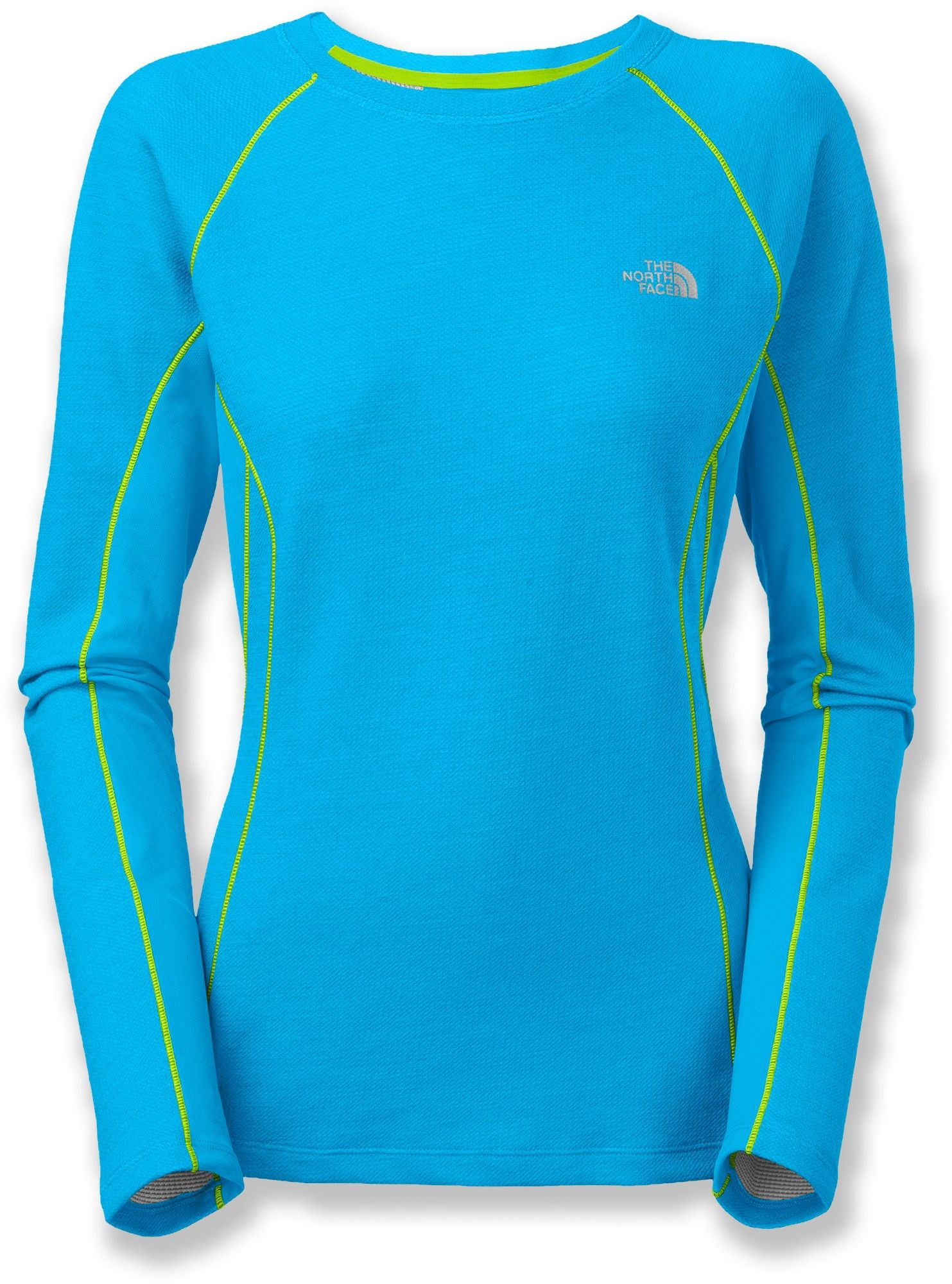 2b171776d4d The North Face Isotherm women s shirt uses a warm blend of merino wool and  FlashDry™ fibers to help regulate your core temperature.